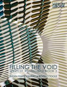 Fusedglassbooks acclaimed ebooks for fused glass artists learn to create intriguing patterns and shadows in stripcut work fandeluxe Image collections